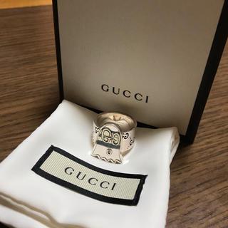 Gucci - GUCCI リング ゴースト 22号