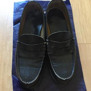 ハルタ(HARUTA)のHARUTA  ローファー  25.5cm(ローファー/革靴)
