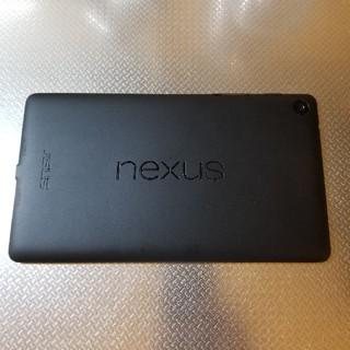 NEXUS7 - google ネクサス7 2013 16GB カスタム 美品