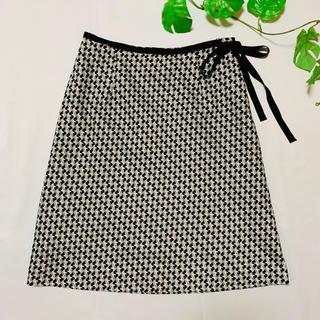 ベルメゾン(ベルメゾン)のベルメゾン☆Aラインスカート(ひざ丈スカート)