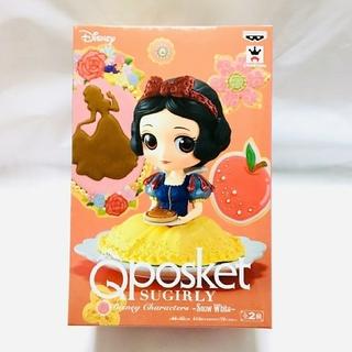 Disney - ✨ディズニー Qposket ✨ SUGIRLY 白雪姫 ノーマルカラー 新品