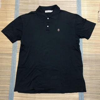 A BATHING APE - APE BAPE ポロシャツ XL 黒 ブラック black tシャツ シャツ