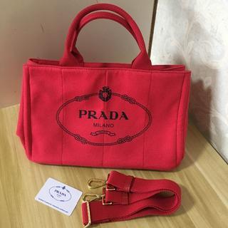 プラダ(PRADA)のPRADA カナパ トートバッグ Mサイズ(トートバッグ)