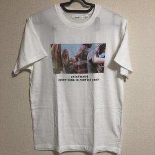 niko and... - ニコアンド フォト Tシャツ