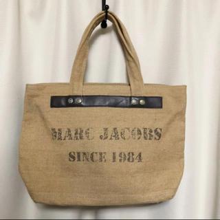 マークバイマークジェイコブス(MARC BY MARC JACOBS)のMARC BY MARC JACOBS *メンズにも*ヘンプ素材のトートバッグ(トートバッグ)