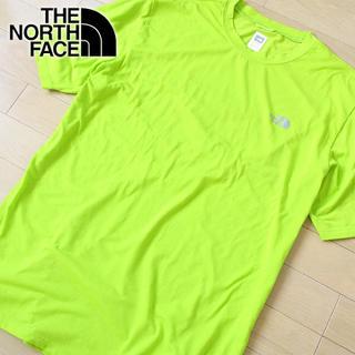 THE NORTH FACE - 美品 Lサイズ ノースフェイス メンズ 半袖Tシャツ