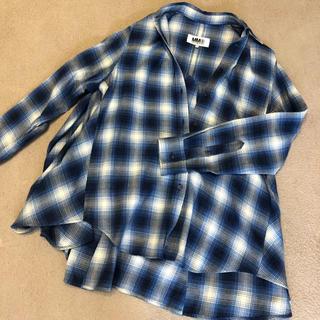 MM6 - MM6 チェックシャツ
