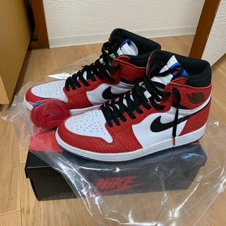 NIKE - AIR  JORDAN 1 RETRO HIGH OG ORIGIN STORY