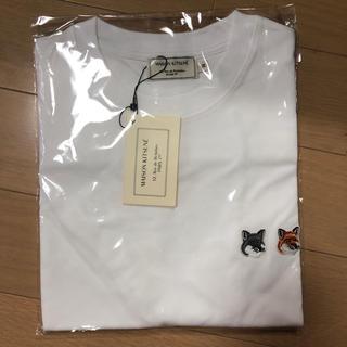 MAISON KITSUNE' - 新品未使用 メゾンキツネ Tシャツ M