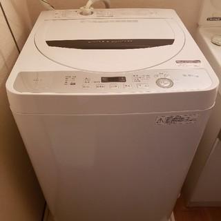 SHARP - 8/31まで!【SHARP】ES GE5B  洗濯機