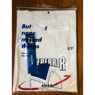 MAISON KITSUNE' - adererror アーダーエラー Tシャツ