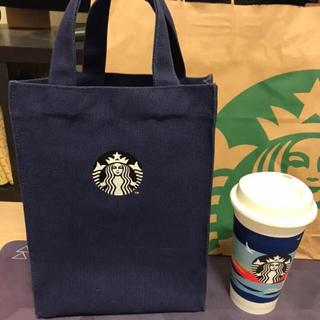スターバックスコーヒー(Starbucks Coffee)の台湾スタバ  台北101 RESERVEスタバ限定 バッグとリユーザズルカップ(トートバッグ)
