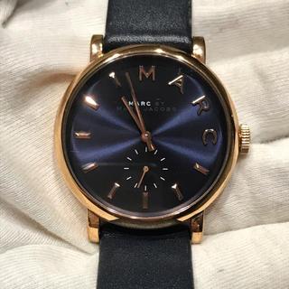MARC BY MARC JACOBS - 腕時計 マークバイマークジェイコブス    Mbm1329 電池新品