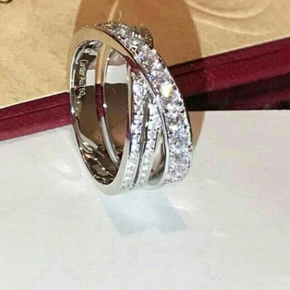 Cartier - 【超美品☆正規品】❤️cartier 指輪❤️