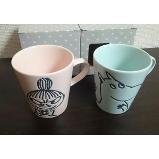 ムーミン & ミー  ペア マグカップ