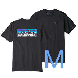 patagonia - patagonia メンズ・P-6ロゴ・レスポンシビリティー 新品 ブラックM3