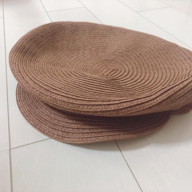 Ungrid(アングリッド)のungrid キャスケット レディースの帽子(キャスケット)の商品写真