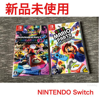 Nintendo Switch - 任天堂 Switch ソフト  2枚セット