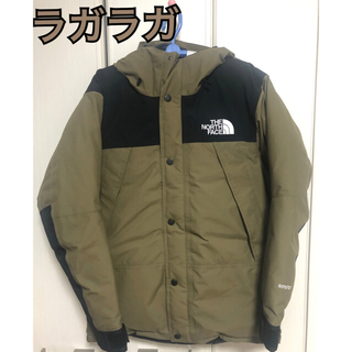 THE NORTH FACE - THE NORTH FACE MOUNTAIN DOWN JACKET