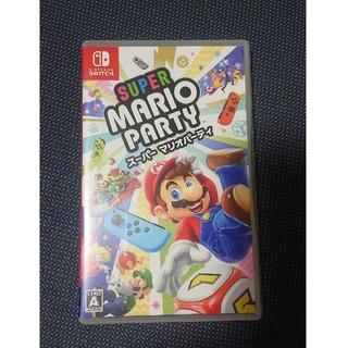 Nintendo Switch - Switch マリオパーティー  美品