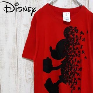 ディズニー(Disney)の【01-225】ディズニー 半袖Tシャツ ビッグサイズ 海外直輸入 メキシコ製(Tシャツ/カットソー(半袖/袖なし))