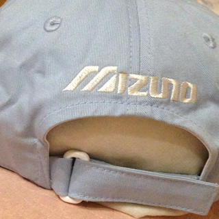 ミズノ(MIZUNO)のmizuno キャップ(キャップ)