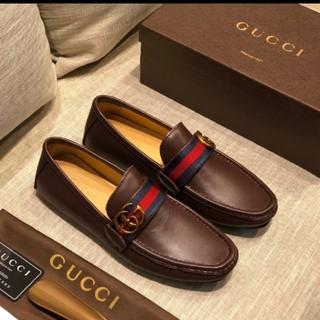 グッチ(Gucci)のグッチ ビジネス  革靴(ローファー/革靴)
