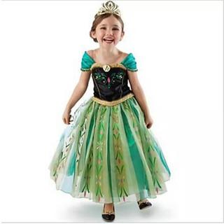 Disney - アナ ドレス プリンセスドレス アナ雪