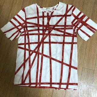 エルメス(Hermes)のエルメス リボン Tシャツ  未使用  (Tシャツ(半袖/袖なし))