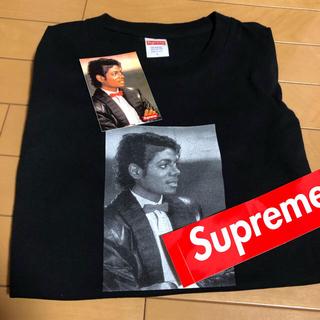 Supreme - Supreme Michael Jackson T-shirt L