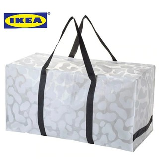 IKEA - 新品 ★ 限定 IKEA バッグ / オムビーテ OMBYTE / 白 黒 透明