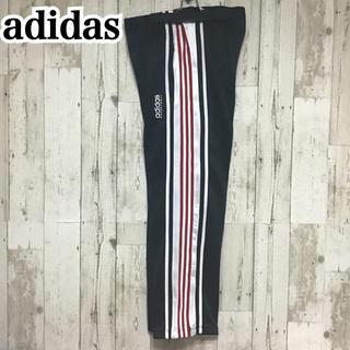 adidas - 【アディダス】【デサント製】【ロゴ刺繍】【サイドジッパー】【ジャージ】