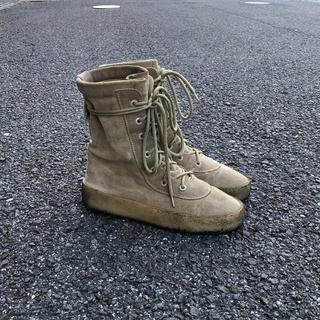 adidas - 確実正規品 yeezy season2 boots 43