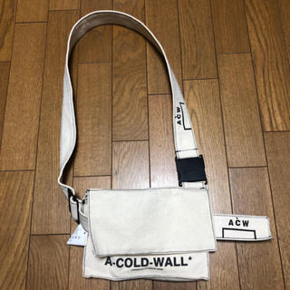 OFF-WHITE - a cold wall ショルダーバッグ