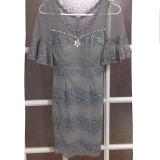 dazzy store - 最終価格  シースルータイトドレス