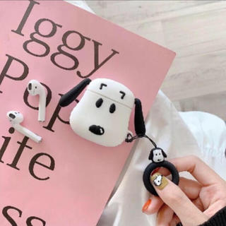 SNOOPY - スヌーピー  airpods ケース