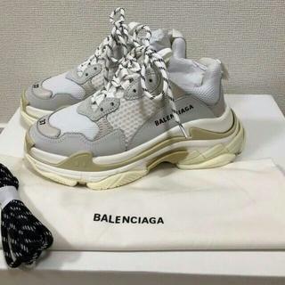 Balenciaga - BALENCIAGA バレンシアガ triple-s 37cm