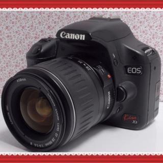 Canon - 【高画質!】CANON EOS kiss X3