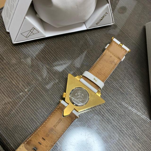 Alive Athletics(アライブアスレティックス)の希少!ALIVE A-Flame 初期 腕時計 メンズの時計(腕時計(アナログ))の商品写真
