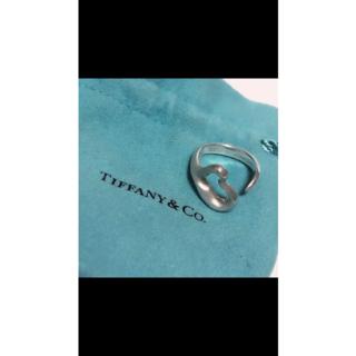 ティファニー(Tiffany & Co.)のTiffany& Co. オープンハートリング(リング(指輪))