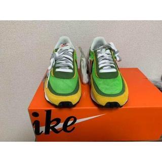 ナイキ(NIKE)の26.5cm Nike Sacai LDWaffle BV0073-300(スニーカー)