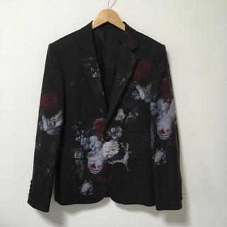 LAD MUSICIAN - lad musician 19ss 花柄 Flower jacket 44