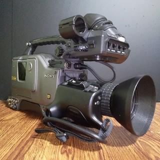 SONY - SONY/DSR-300 業務用ビデオカメラ DVCAM 動作品