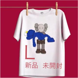 UNIQLO - 新品 KAWS Tシャツ UNIQLO L