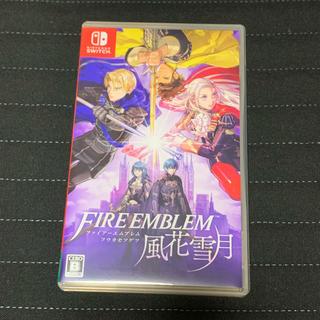 Nintendo Switch - ファイアーエムブレム  風花雪月 ソフト 美品