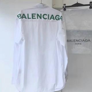 バレンシアガ(Balenciaga)のBalenciaga 19ss 男女兼用長  シャツ カジュアル(シャツ)