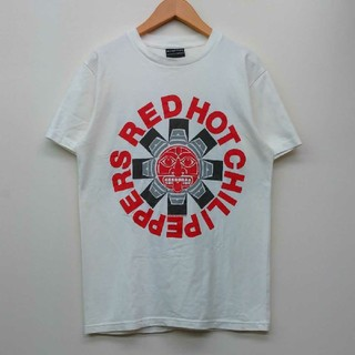 RED HOT CHILI PEPPERS レッチリ Tシャツ M(Tシャツ/カットソー(半袖/袖なし))
