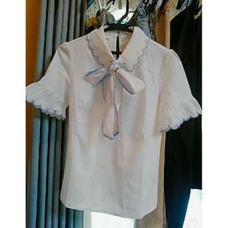 リズリサ(LIZ LISA)のトップス ブラウス(シャツ/ブラウス(半袖/袖なし))