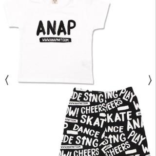 ANAP Kids - ANAPkids新品総柄セットアップ