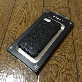 GIVENCHY - GIVENCHY ジバンシー iPhone7 8 スマホケース 刻印